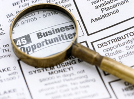 Business Opportunity in Newspaper