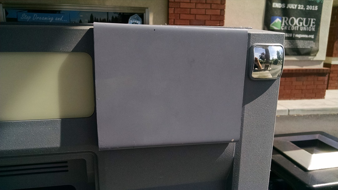 beware of atm skimming devices
